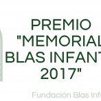 """Premio """"Memorial Blas Infante 2017"""""""